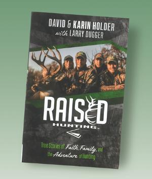 Raised Hunting Book