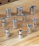 Metric Sockets - 10-Pc. Set
