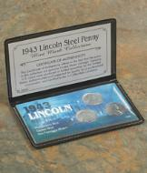 1943 Lincoln Steel Pennies - The 3-Coin Set