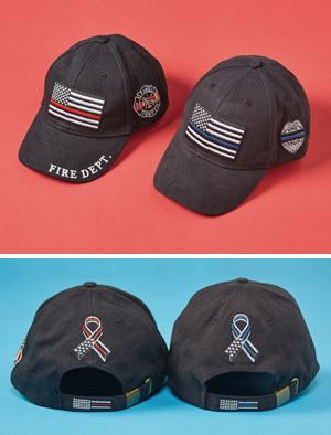 Thin Line Cap - Police