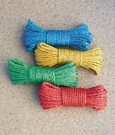 Multipurpose Poly Rope - Each 50' Skein