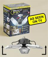 Beyond Bright LED Overhead Light