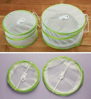 Pop-Up Food Covers - Set of 2