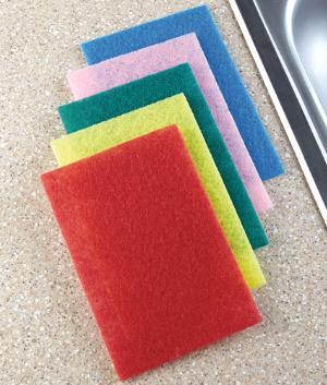 Jumbo Scouring Pads - Set of 5