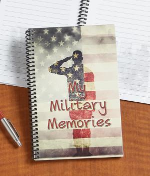 Military Memories Journal