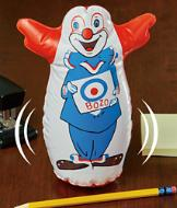 Bozo Bop Bag Inflatable