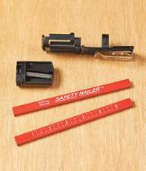 Carpenter's Pencil Sharpener/Holder