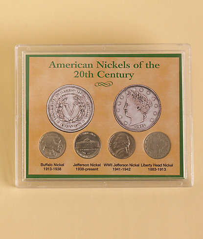 U.S. Nickel Classics Coin Collection