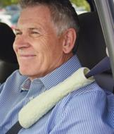 Seat Belt Comfort Pad