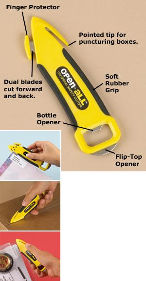 Open All Universal Safety Cutter