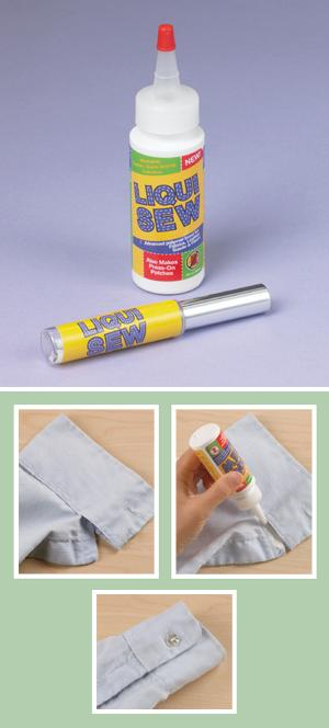 Liquid Sewing and Mending Kit