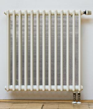 Radiator Heat Reflector Sheets - Set of 2