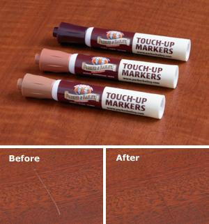 Furniture Touch Up Markers