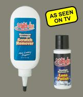 Scratch-Dini Scratch Remover and Lens Polish