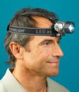 High-Intensity LED Headlamp