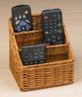 Remote Control Organizer Basket