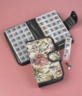 Tapestry-Design Two-Week Pill Case