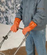 Medium Snowblower Gloves - One Pair