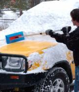 Auto Snow Broom