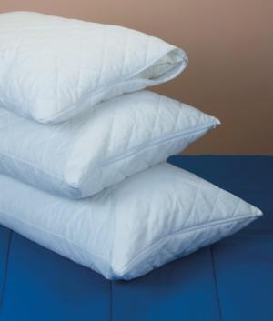 Quilted Pillow Cover - King