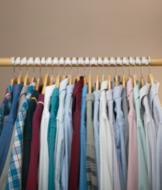 Closet Sleeve Organizers - Set of 2