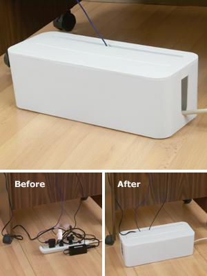 Cable Organizer Box