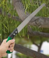 Garden Handsaw with Cover