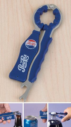 Pepsi 3-in-1 Beverage Opener