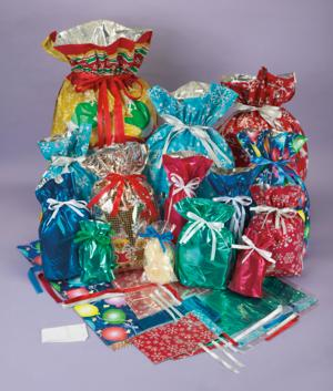 Assorted Gift Bags - Set of 26