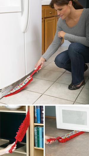 Extra-Long Microfiber Duster