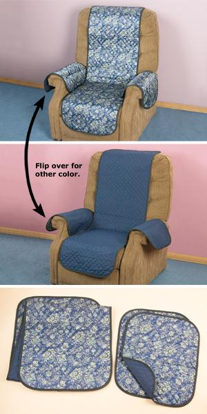 Reversible Seat Covers - 3-Pc. Set