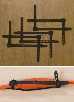 Gripper Cord Connectors - 3-Pack
