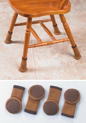 Furniture Booties - Set of 4