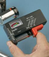 Battery Tester
