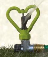 Rainforest 2-Way Spike Sprinkler