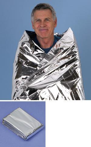Heat-Reflective Compact Blanket