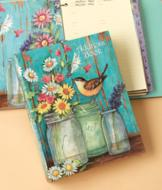 Flower Jars Address Book