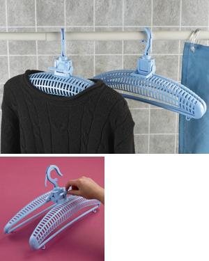 Sweater Dryer Hangers - Set of 2