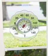 Large Window Thermometer