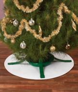Holiday Christmas Tree Floor Guard