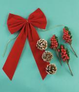 Wreath Decoration Kit