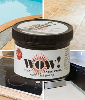 WOW! Miracle Cleaning Paste - 12-oz.