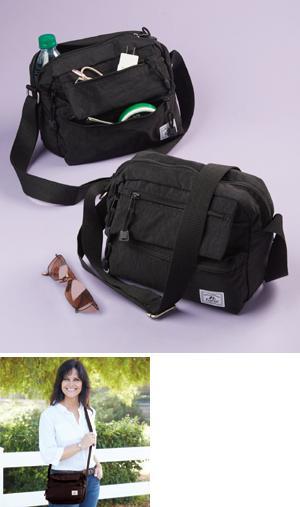 Multizip Travel Bag