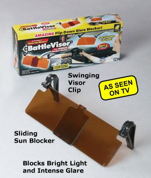 Atomic Beam BattleVisor
