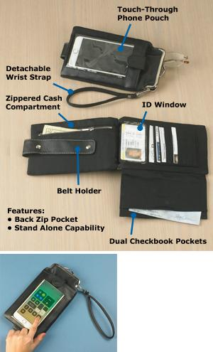 Easy View Phone Wallet