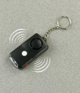 Personal Key Fob Alarm
