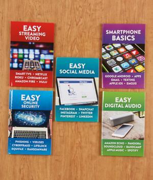 Computer Books - Set of 5