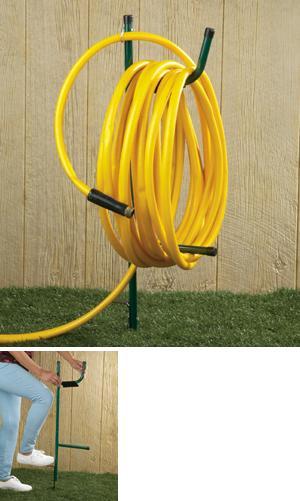 Portable Garden Hose Hanger