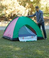 Four-Person Camping Tent