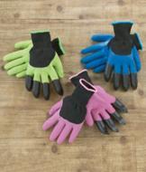 Garden Gloves - 3 Pairs